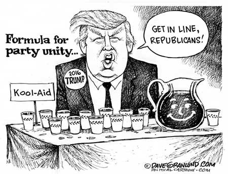 Dave Granlund, Wednesday May 27, 2016